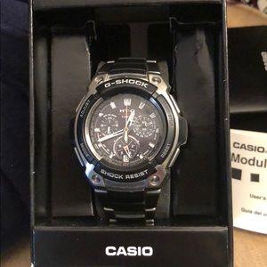 Casio G Shock Resistant Watch MTG1000 1A